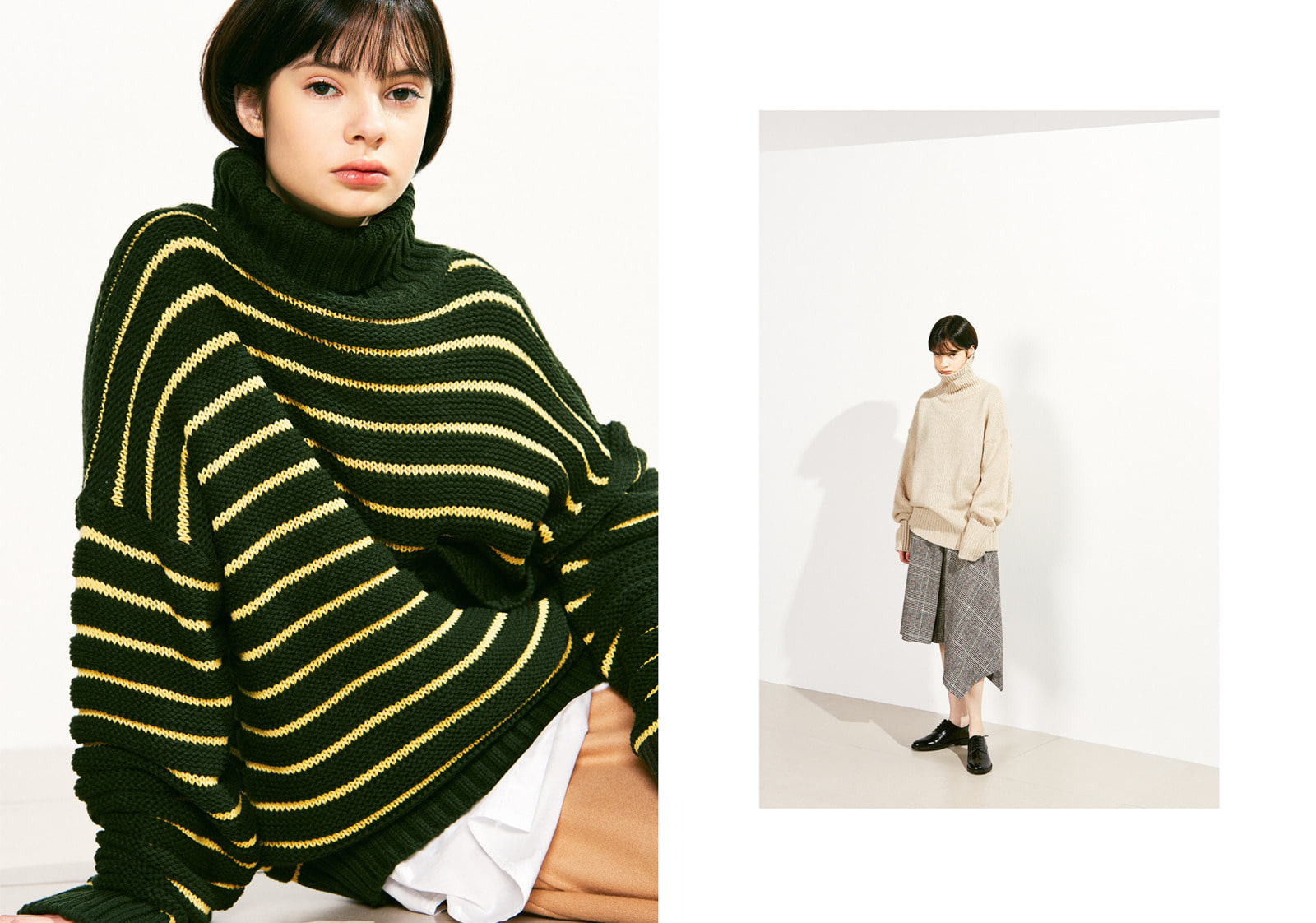 2017 F/W COLLECTION #2 LOOKBOOK