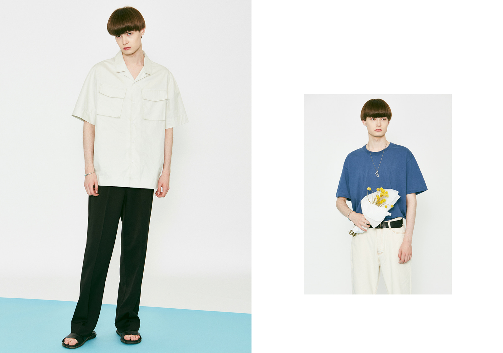 2019 S/S COLLECTION#3 LOOKBOOK