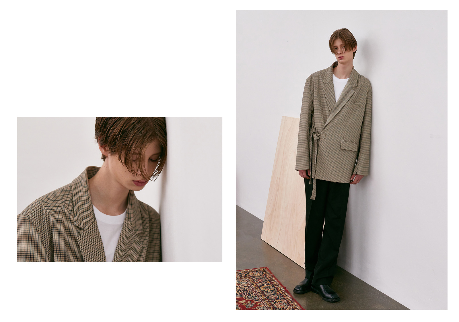 2019 F/W COLLECTION#1 LOOKBOOK